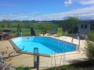Jardin conseil paysagiste cr ation et entretien de parc for Entretien piscine bois